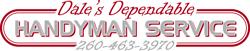 Dale's Dependable Handyman Service