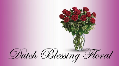 Dutch Blessings Floral
